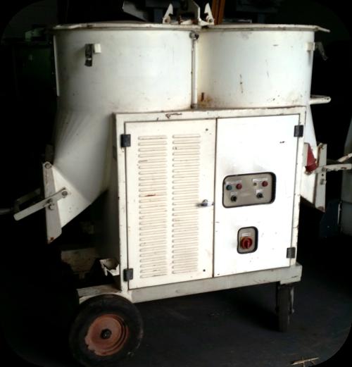 Used waterblasting equipment from Hammelmann, NLB, Woma